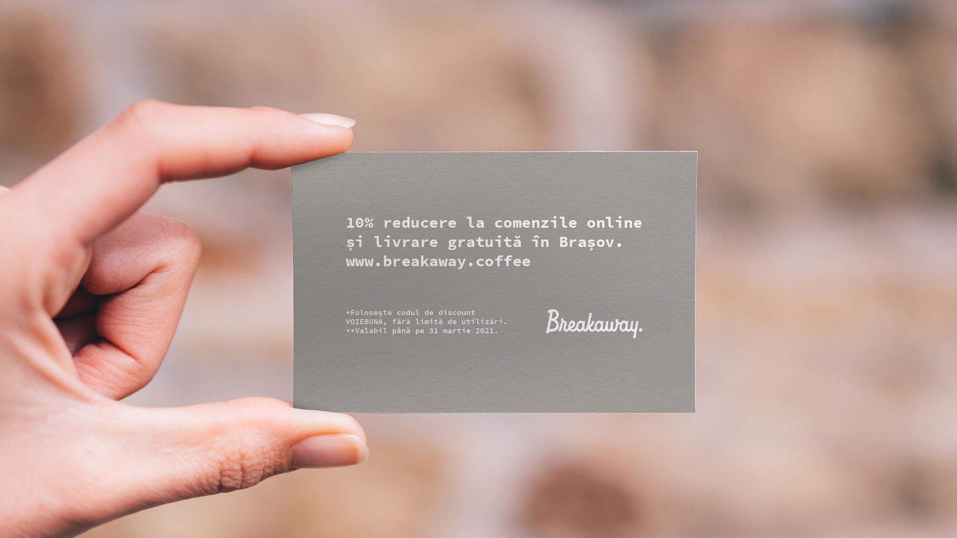 Breakaway-card