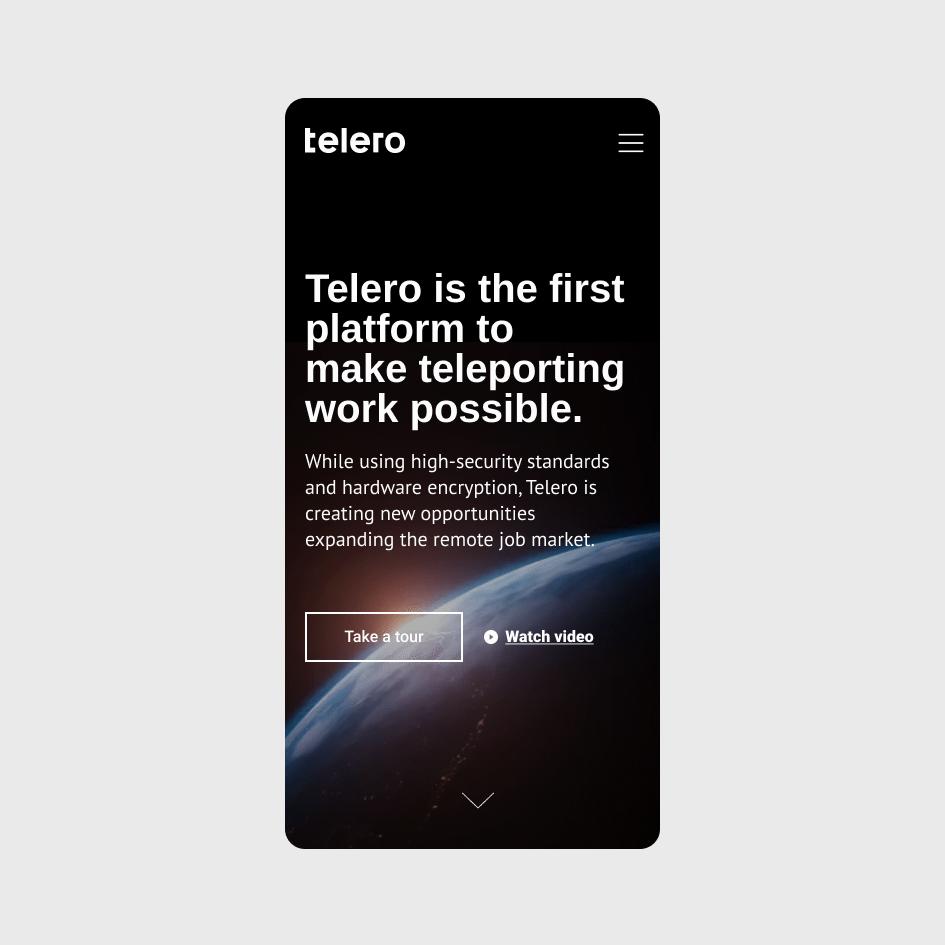 Telero-mobile